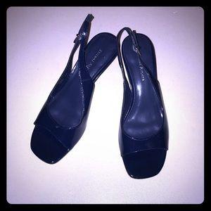 NEW Etienne Aigner heeled sandals